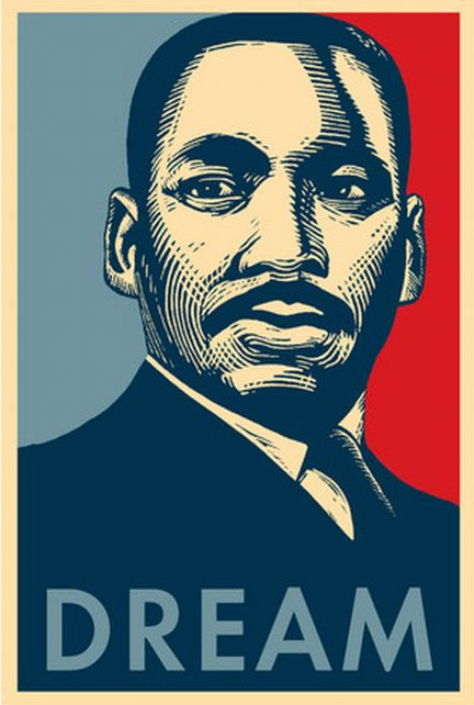 clip art martin luther king jr day - photo #32